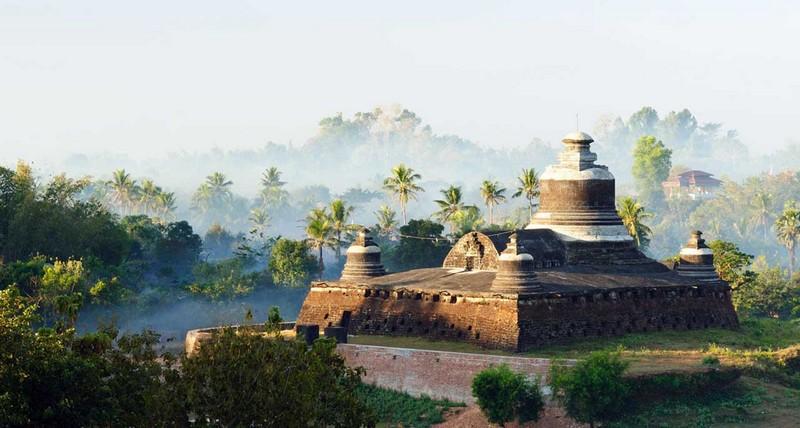 Myanmar pilgrimage site guide - Mrauk U