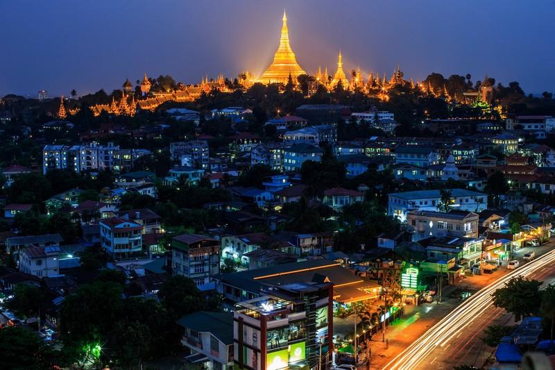 Myanmar pilgrimage site guide - Shwedagon Paya 2
