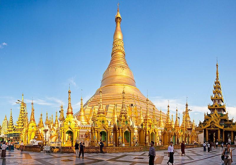 Myanmar pilgrimage site guide - Shwedagon Paya