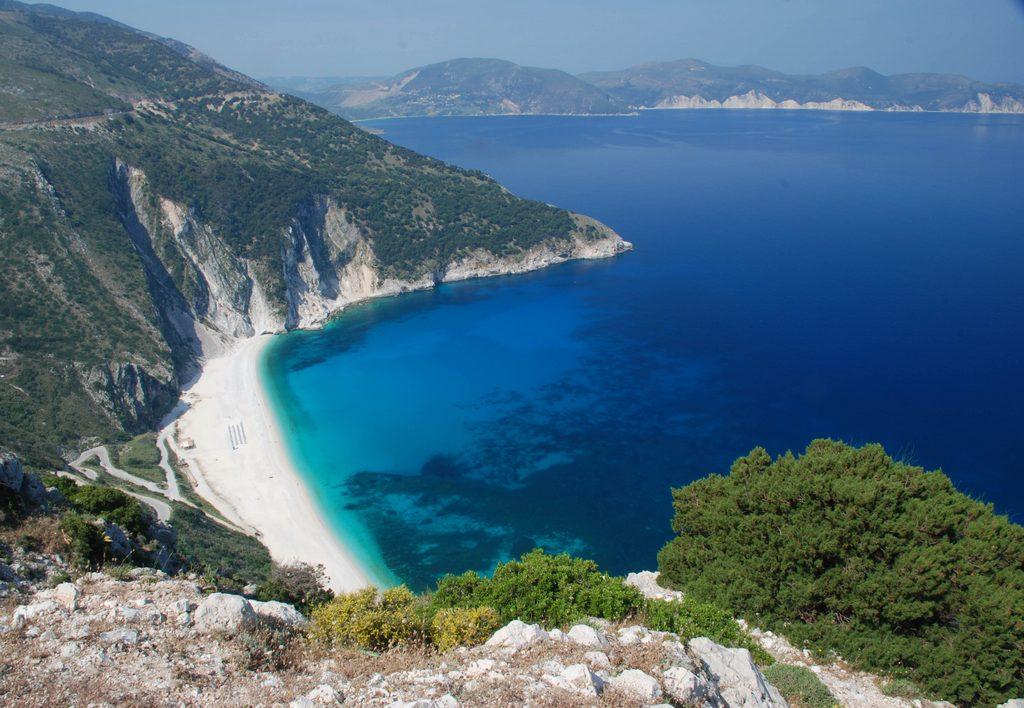 Myrtos Beach_Greece Beaches_Source en.wikipedia.org