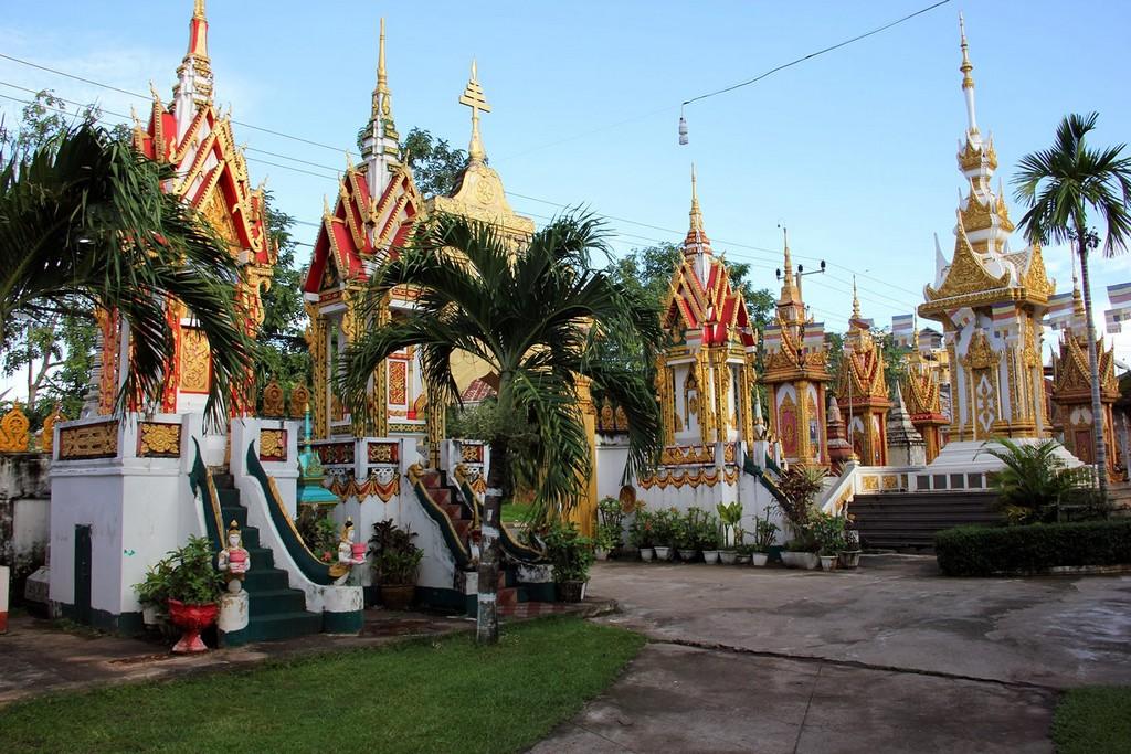 Pakse , Laos - en.vietnamitasenmadrid.com