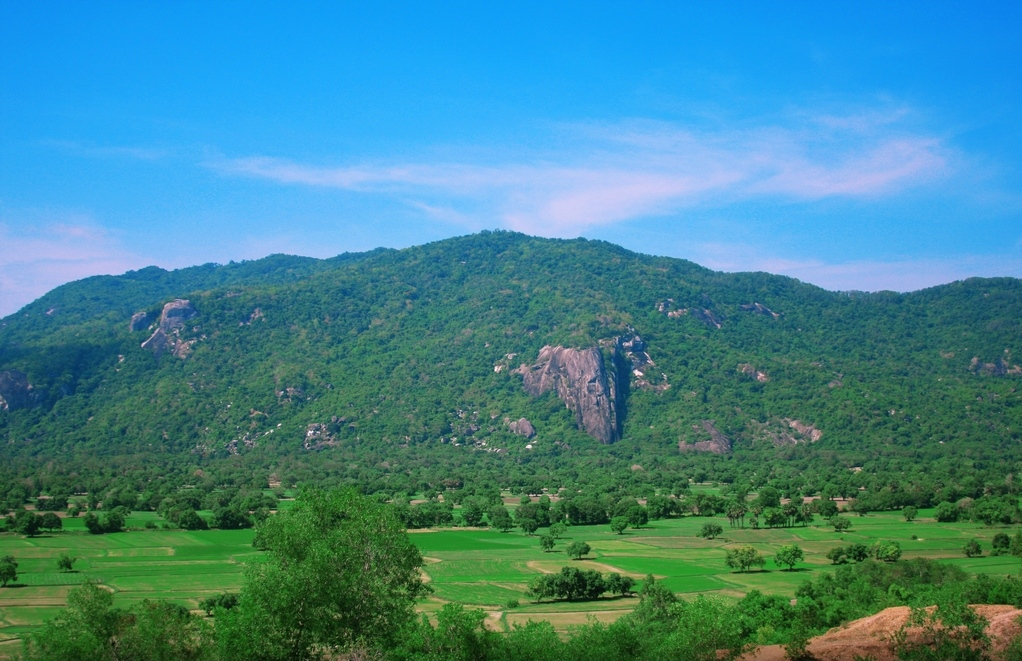 1 mountains in An Giang Vietnam must-go desatination travel guide