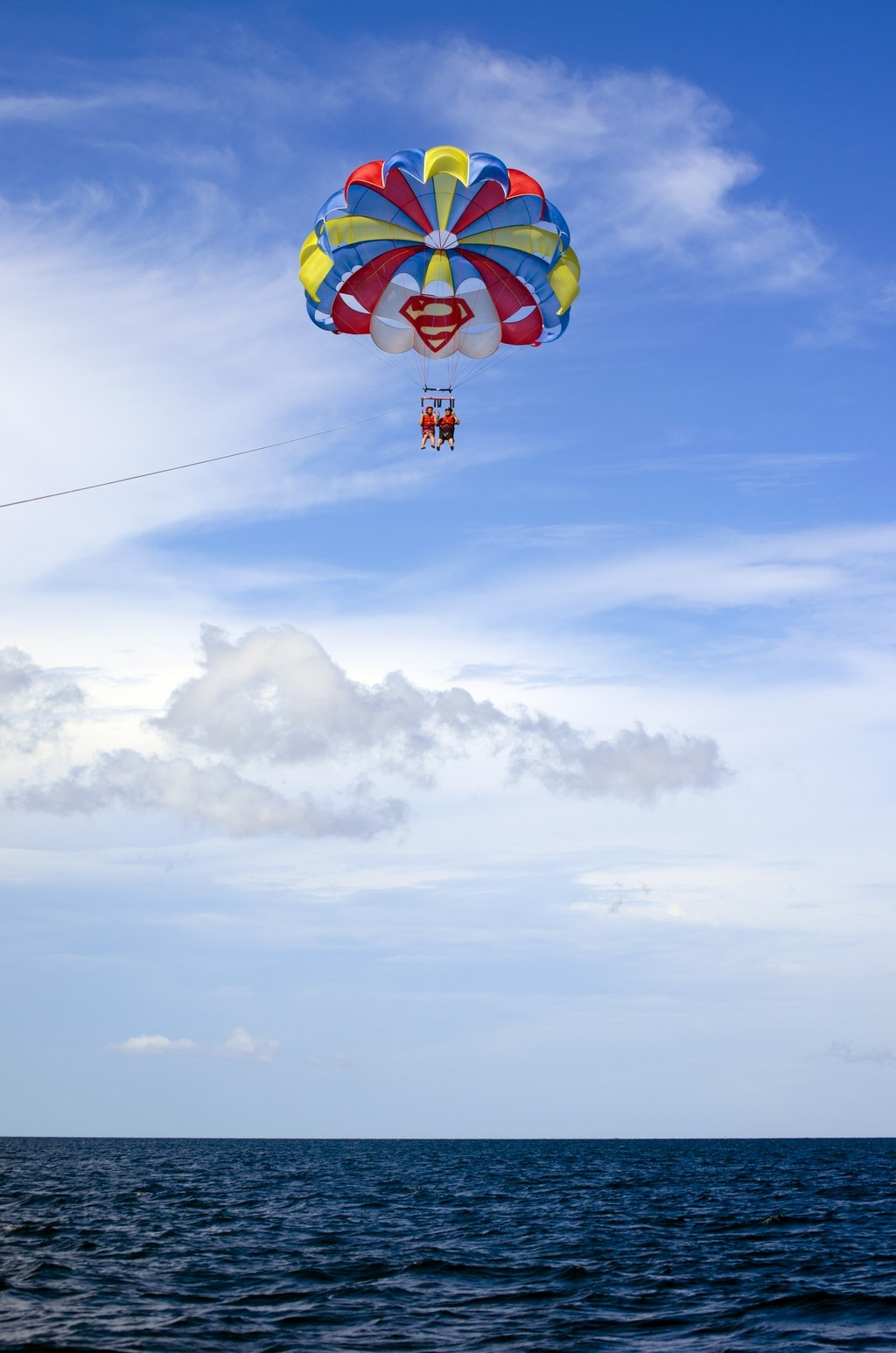 Parasailing. Photo: wikipedia.org