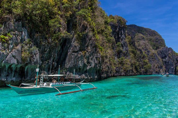 Philippines-palawan travel tourist destination