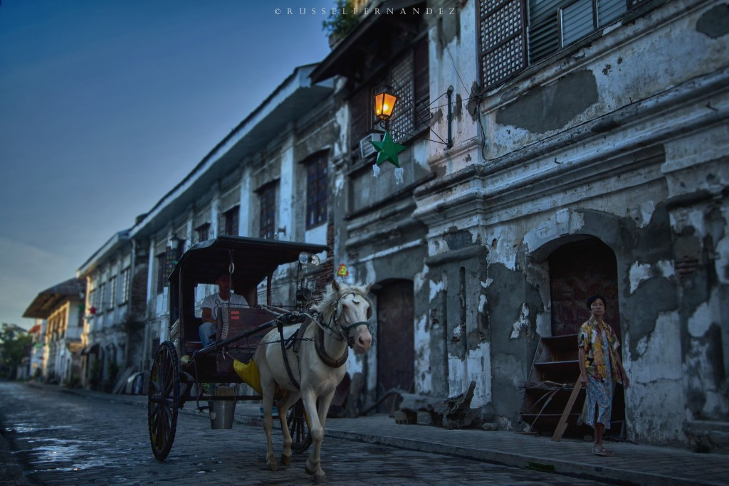 Philippines-the ancient town of vigan 1