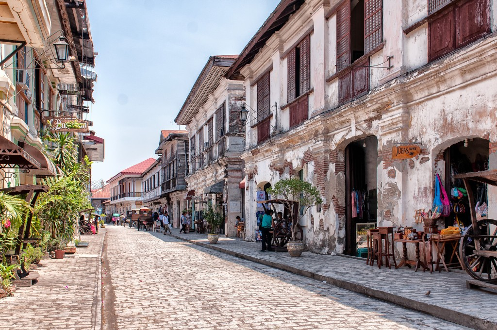 Philippines-the ancient town of vigan 2