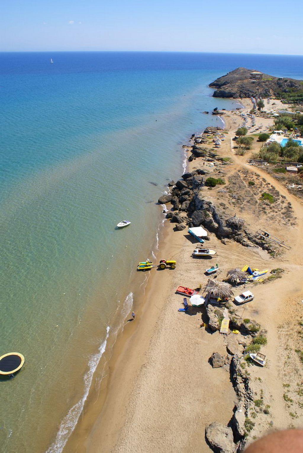 Plaka beach_Greece Beaches_Source www.zantetravelmap