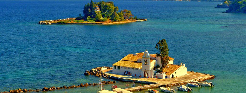 Pontikonisi Corfu_Greece Beaches_Source www.elounda.com