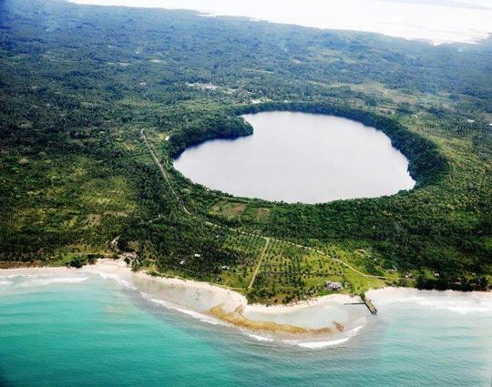 Siit Lake, Philippines - httpworldtoptop.com