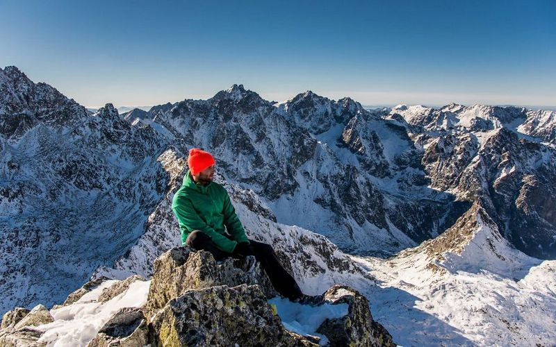 Simon Trnka adventure dating on the top of moutains 28
