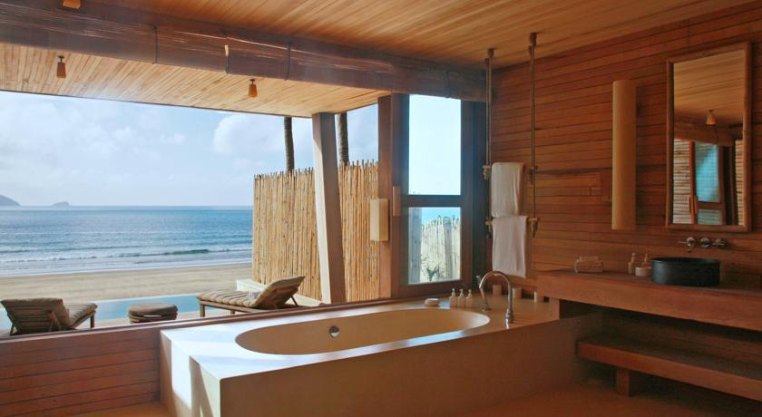 Six senses resort Con Dao island vietnam trip ideas tips bathroom luxurious
