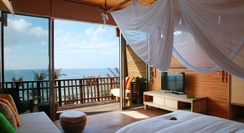 Six senses resort Con Dao island vietnam trip ideas tips bed room luxurious