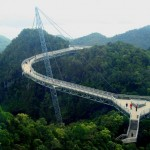 10 world's scariest road bridges make your heart race