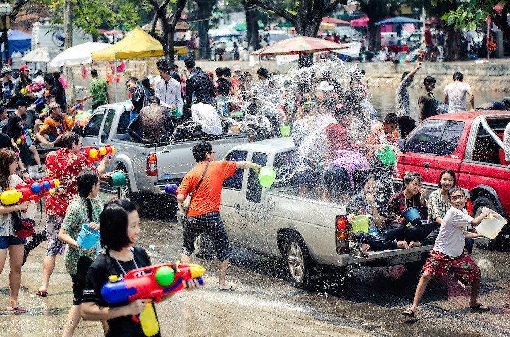 Songkran-chiang mai thailand travel tips 7