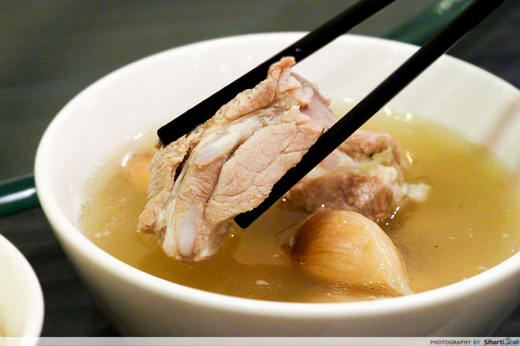 Bak Kut Teh was developed a long time ago
