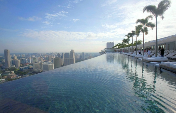The Marina Bay Sands Hotel, Singapore 1 travel guide