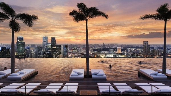 The Marina Bay Sands Hotel, Singapore travel guide