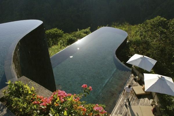 The Ubud Hanging Gardens Hotel, Bali, Indonesia travel guide