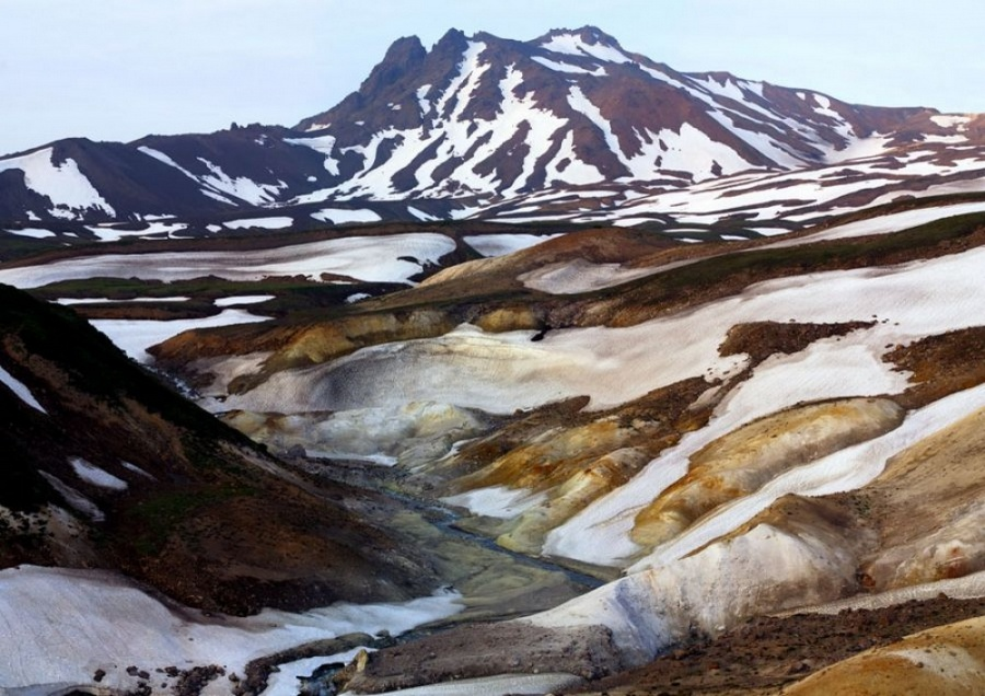 7. Valley of Death, Kamchatka, Russia