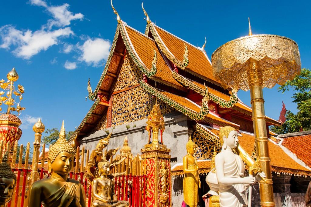 Wat-Phra-Tha-Doi-Suthep 35