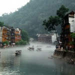 Charm of the Fenghuang (Phoenix) Ancient Town in China