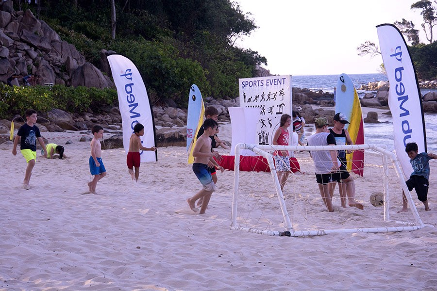 activities on the beach club med bintan resort indonesia travel tips