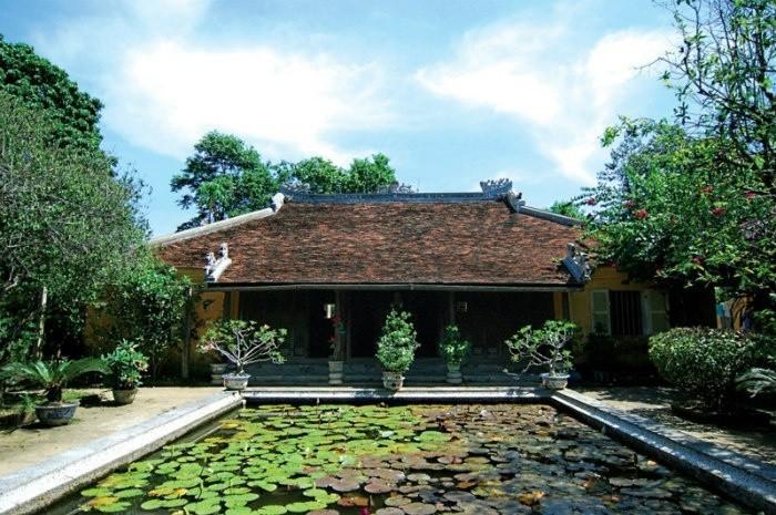 an hien garden house hue vietnam tourist attractions hue ancient house 3gg