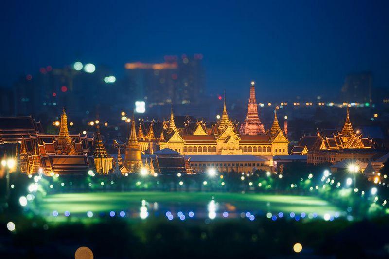 bangkok thailand photos from above 15