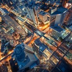 26+ photos revealed beauty of Bangkok from above by Julien Grondin