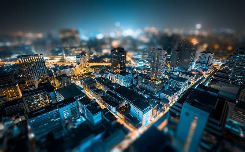 bangkok thailand photos from above 26
