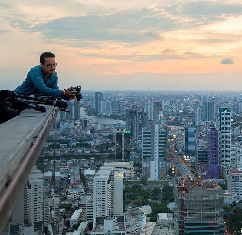 bangkok thailand photos from above 3