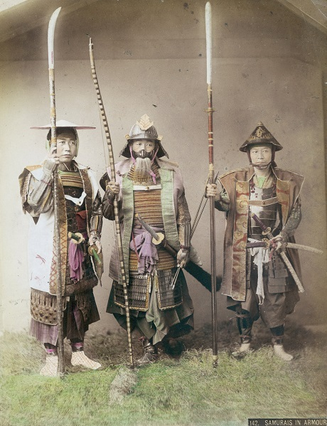 last samurai japanese warriors swords culture history