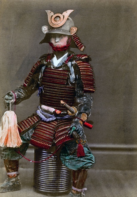 20 Rare Colored Last Samurai Photos Reveal Up Close