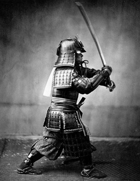 samurai fight sword japanese warrior history culture