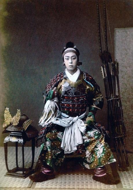 last samurai japanese culture history armour bushido