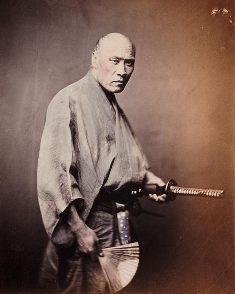 last samurai sword japanese man culture bushido