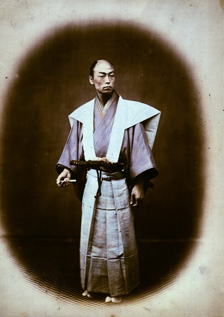 last samurai japanese culture history man with sword travel guide