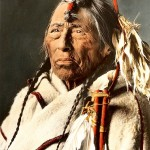 15+ rare captivating colour of native American photos 1800s