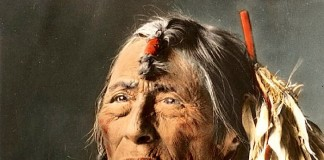 Rare Colour Photos Of Native Americans From The 19th And 20th Century