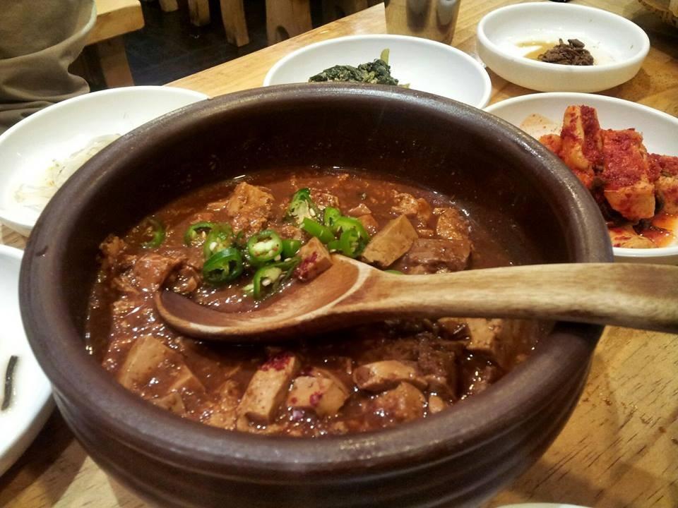dead body soup south korea food guides