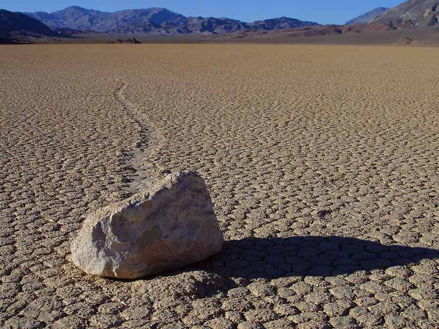 death-valley us dangerous places in the world