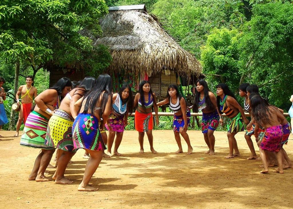 embera indians, panama things to do 4