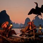 Exploring the art of cormorant fishing China