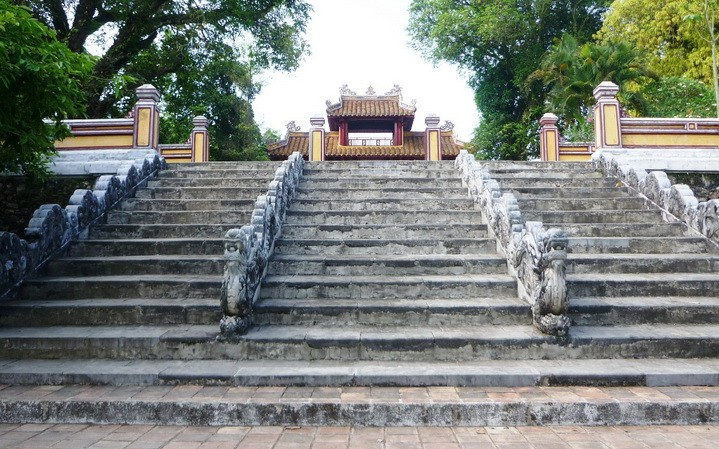 gia long tomb imperial hue historic maps address opening hours guide hue tourist attractions things to do in hue nre