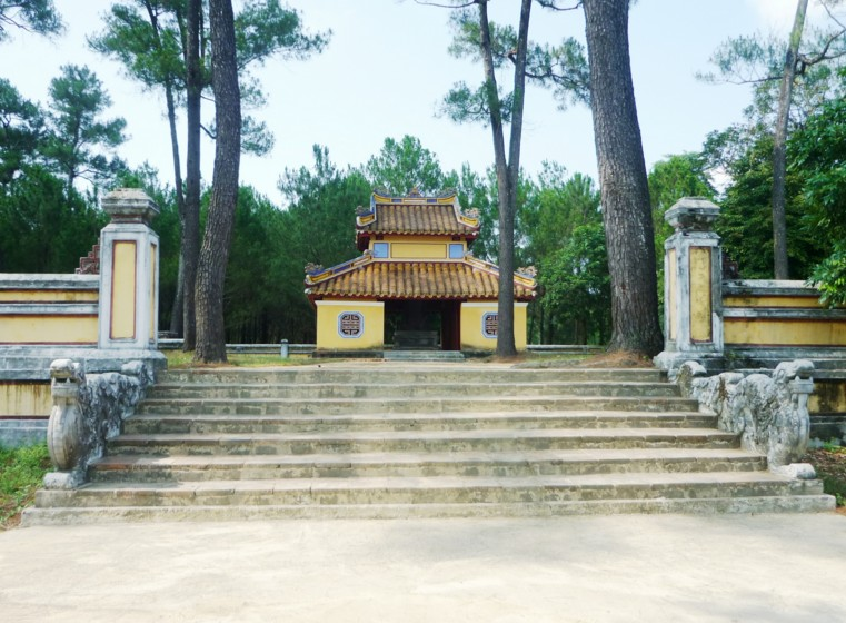 gia long tomb imperial hue historic maps address opening hours guide hue tourist attractions things to do in hue nz