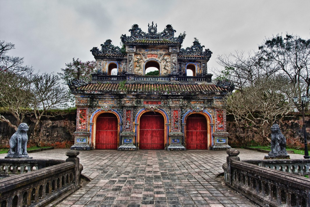 Thai Hoa gate