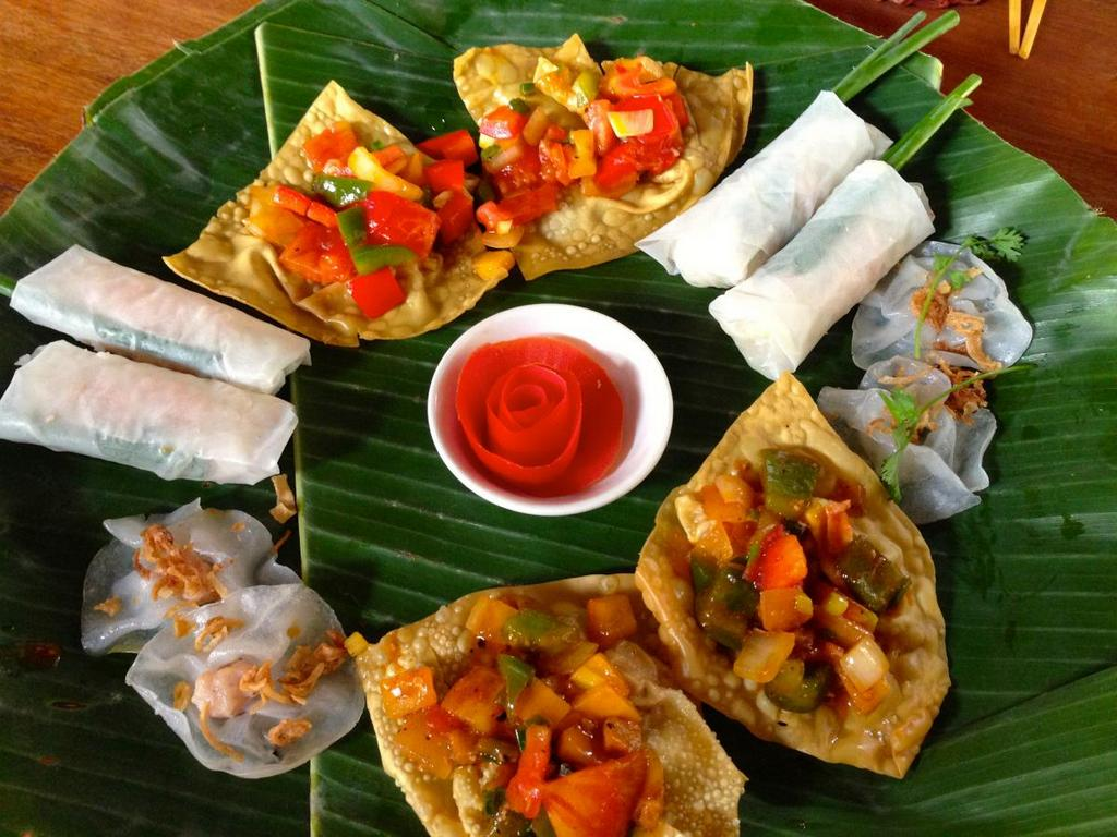 Hoi An's unique cuisine Photo: vietnamexpresstravel
