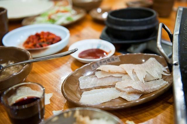 hongeo fermented stingray south korea foods guides