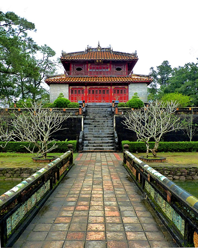 minh mang tomb hue historic maps address opening hours guide hue tourist attractions things to do in hue 5v1