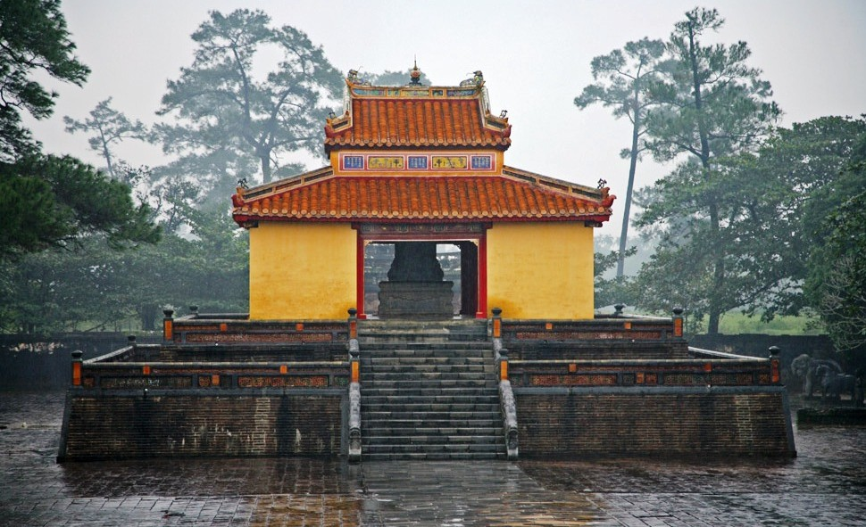 minh mang tomb hue historic maps address opening hours guide hue tourist attractions things to do in hue r16